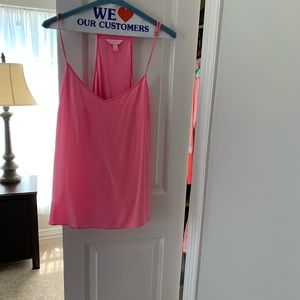 Lilly Pulitzer pink dusk tank